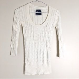 AEO Cable Knit Sweater